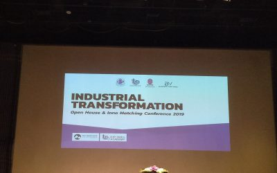 Industrial Transformation Open House & Inno Matching Conference 2019