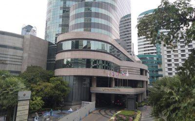 Microsoft Innovation Conference InterContinental Bangkok hotel