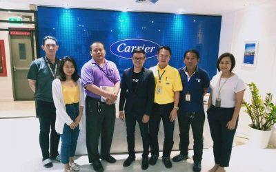Carrier Thailand
