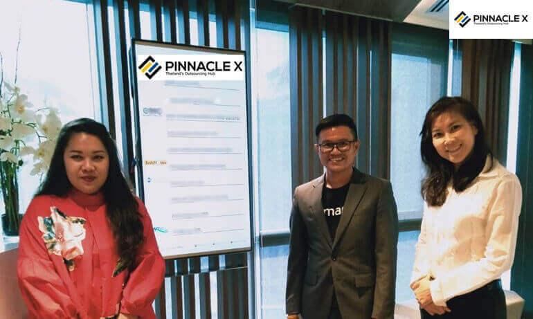 Pinnacle X