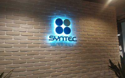 อบรมเพื่อเตรียมความพร้อมใช้งามระบบ ที่ Syntex work for life